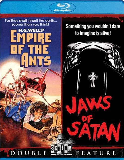 Empire Of The Ants / Jaws Of Satan (Double Feature)