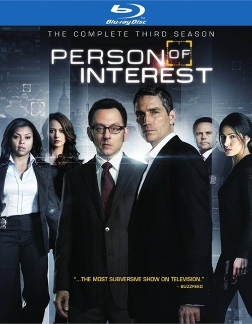 Person Of Interest: The Complete Third Season