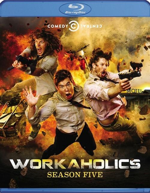 Workaholics: Season Five (Blu-ray + DVD UltraViolet)