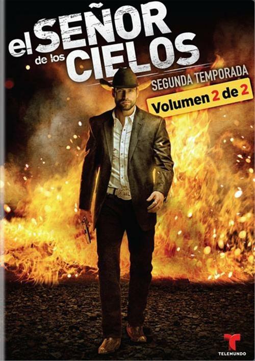 El Senor De Los Cielos: Segunda Temporada - Volumen Dos