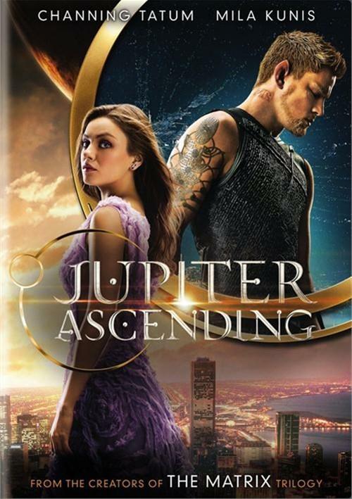 Jupiter Ascending (DVD + UltraViolet)