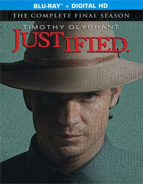 Justified: The Complete Final Season (Blu-ray + UltraViolet)