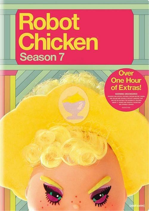 Robot Chicken: Season Seven