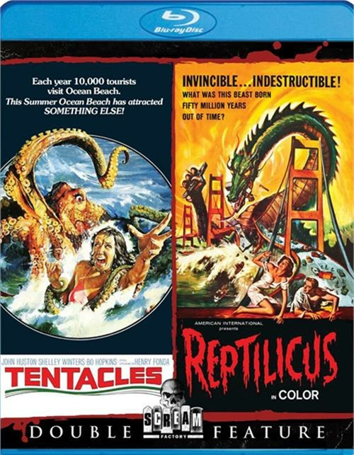 Tentacles / Reptilicus (Double Feature)