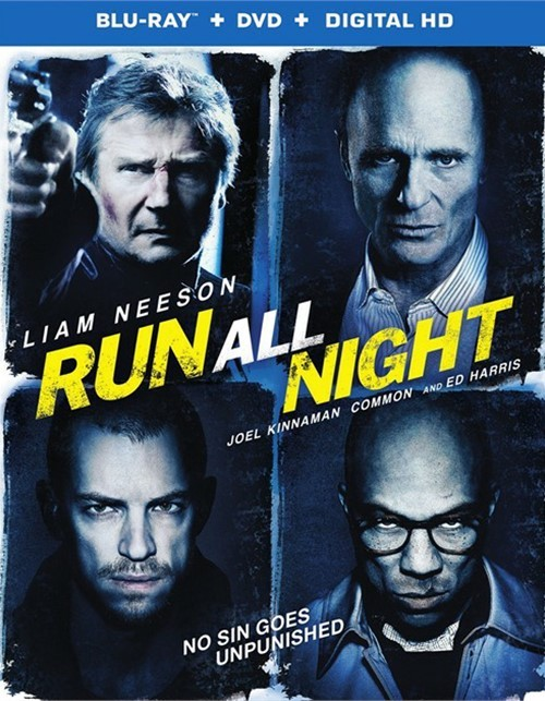 Run All Night (Blu-ray + DVD + UltraViolet)
