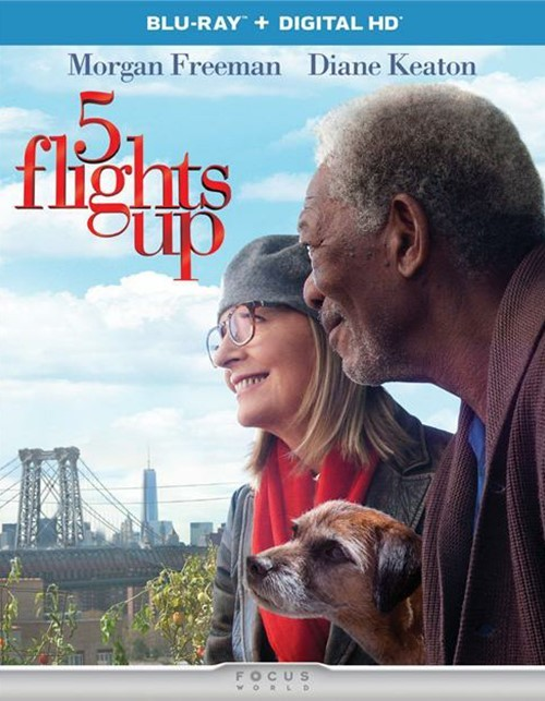 5 Flights Up (Blu-ray + UltraViolet)