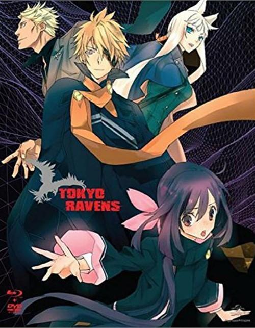 Tokyo Ravens: Season 1, Part 2 (Blu-ray + DVD Combo)