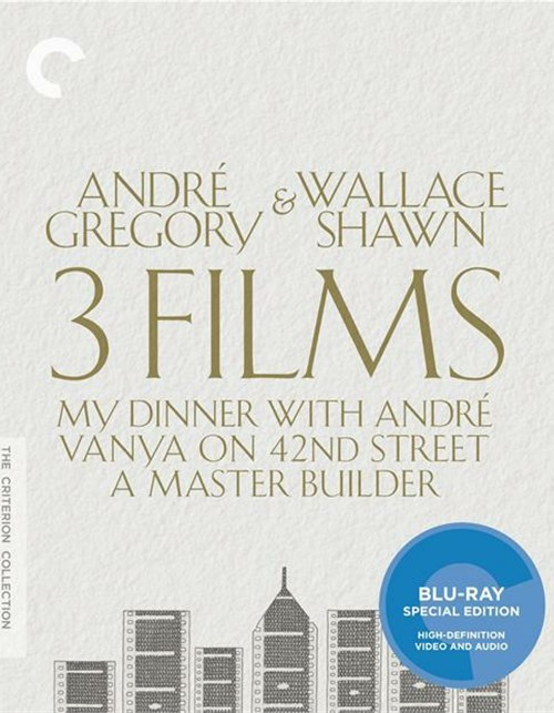 Andre Gregory & Wallace Shawn: 3 Films - The Criterion Collection