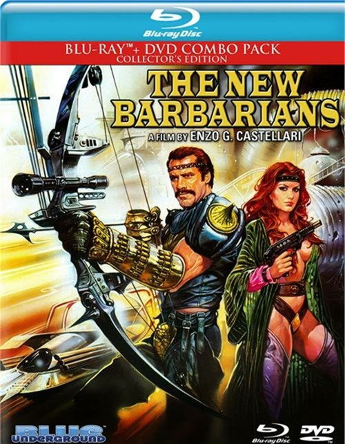 New Barbarians, The (Blu-ray + DVD)