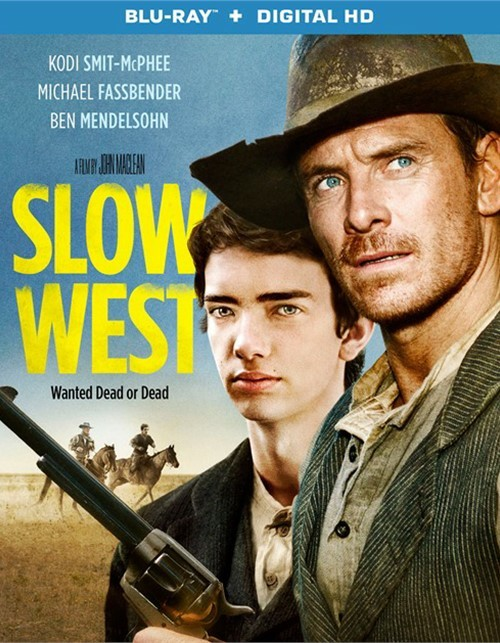 Slow West (Blu-ray + UltraViolet)