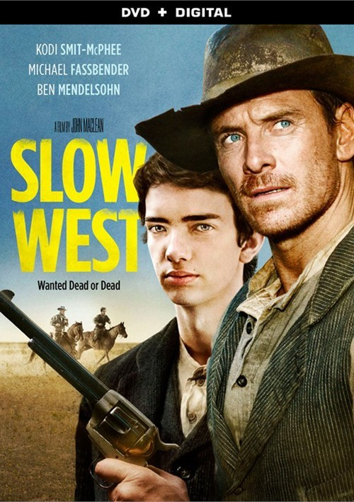 Slow West (DVD + UltraViolet)