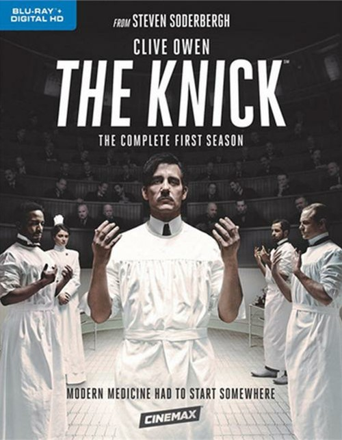Knick, The: The Complete First Season (Blu-ray + UltraViolet)