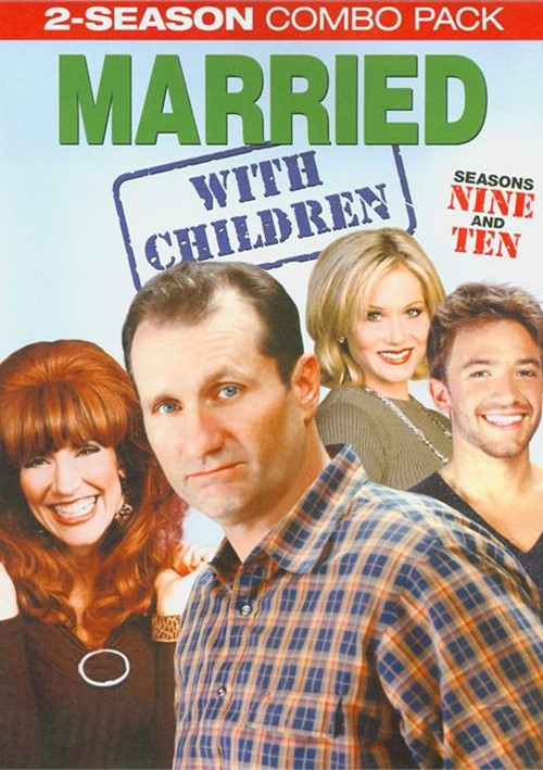 Married With Children: Ninth & Tenth Seasons (Combo Pack)