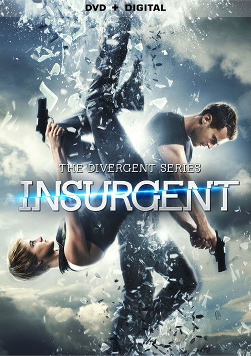 Divergent Series, The: Insurgent (DVD + UltraViolet)