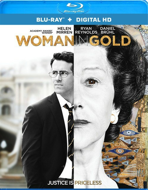 Woman In Gold (Blu-ray + UltraViolet)