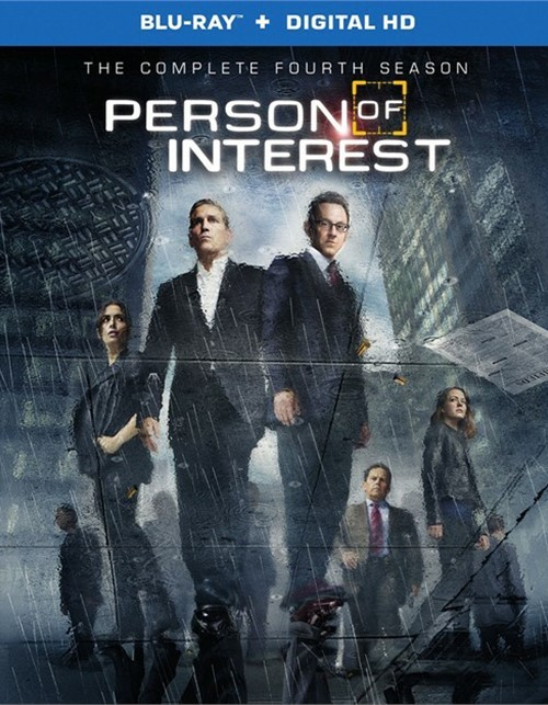 Person Of Interest: The Complete Fourth Season (Blu-ray + UltraViolet)