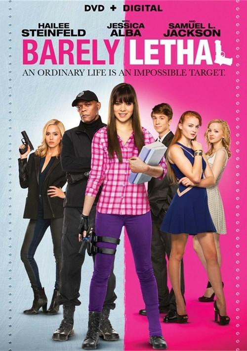 Barely Lethal (DVD + UltraViolet)