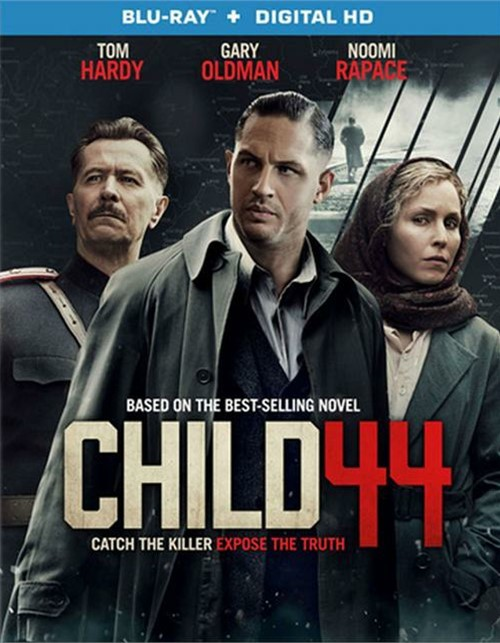 Child 44 (Blu-ray + UltraViolet)