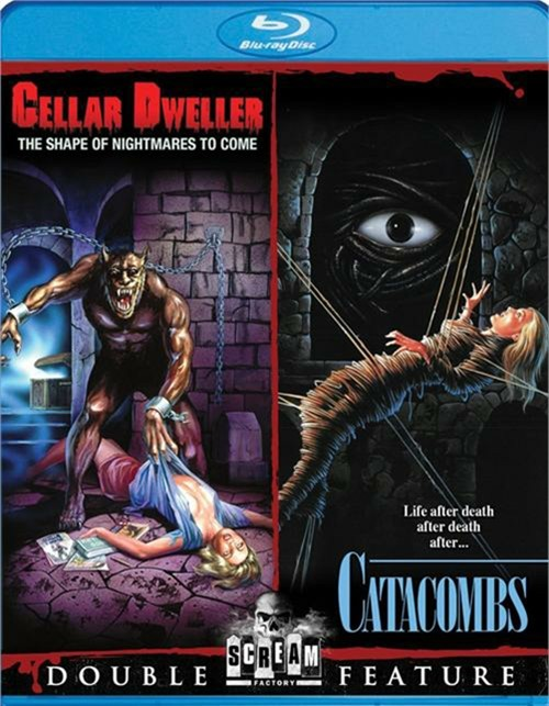 Cellar Dwellar / Cataombs (Double Feature)