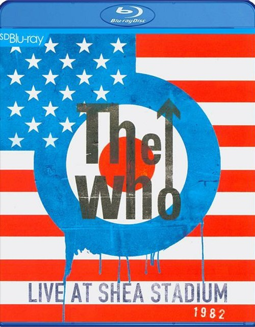 Who, The: Live At Shea Stadium 1982