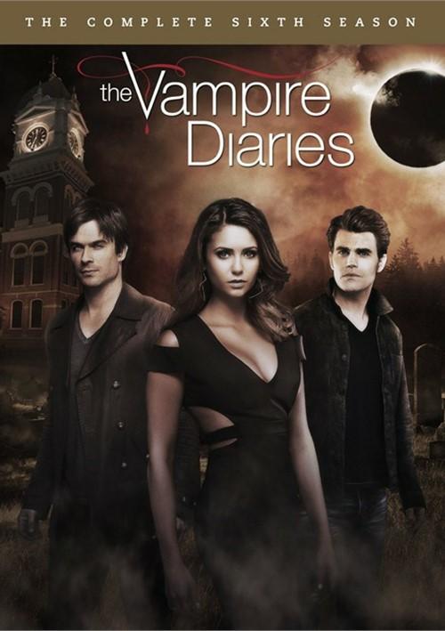 Vampire Diaries, The: The Complete Sixth Season