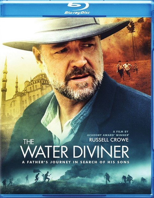 Water Diviner, The (Blu-ray + UltraViolet)