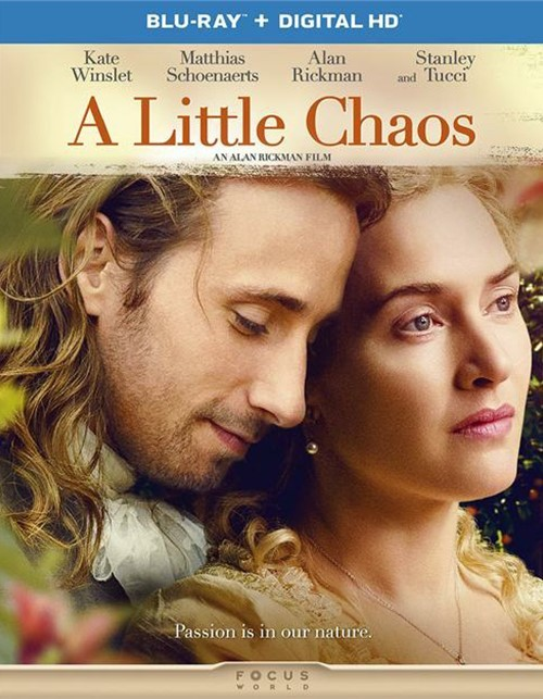 Little Chaos, A (Blu-ray + UltraViolet)