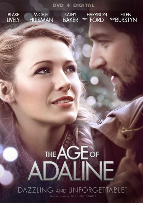 Age Of Adaline, The (DVD + UltraViolet)