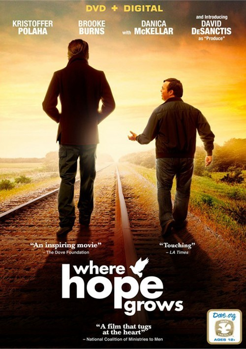 Where Hope Grows (DVD + UltraViolet)