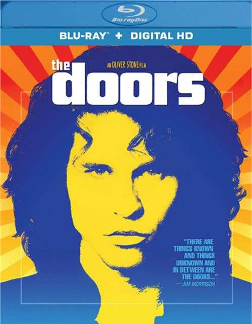 Doors, The (Blu-ray + UltraViolet)