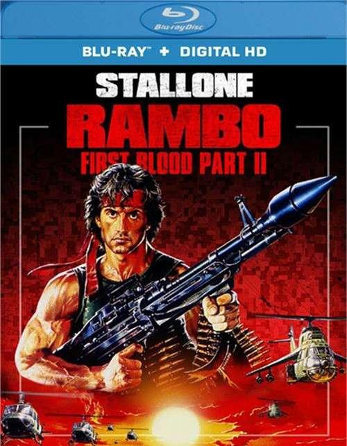 Rambo: First Blood Part II (Blu-ray + UltraViolet)
