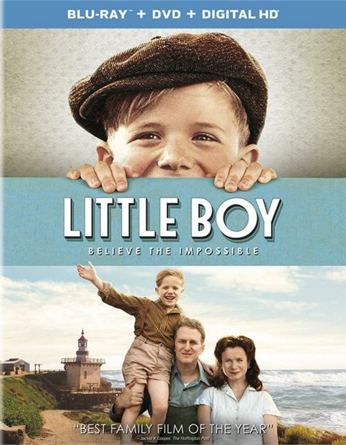 Little Boy (Blu-ray + DVD + UltraViolet)