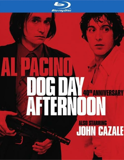 Dog Day Afternoon: 40th Anniversary Edition (Blu-ray + UltraViolet)
