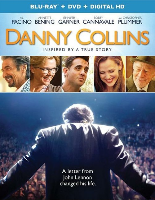 Danny Collins (Blu-ray + DVD + UltraViolet)