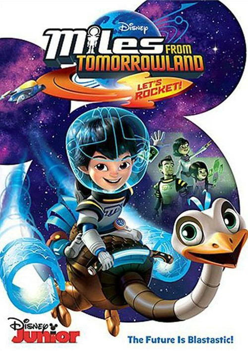 Miles From Tomorrowland: Lets Rocket