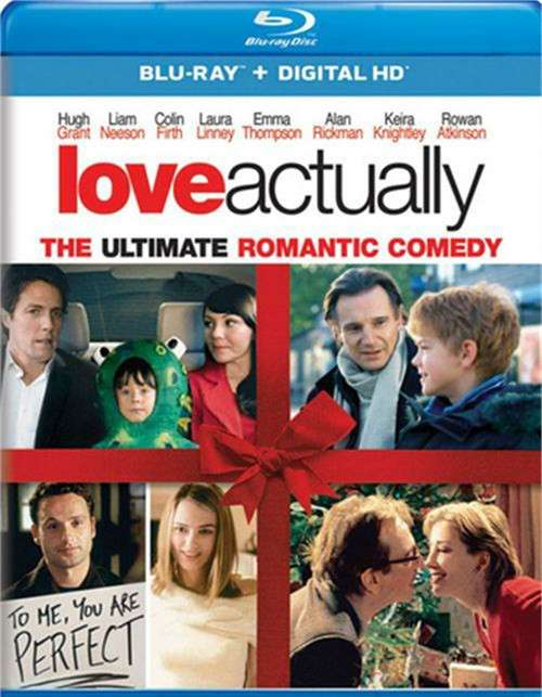 Love Actually (Blu-ray + UltraViolet)
