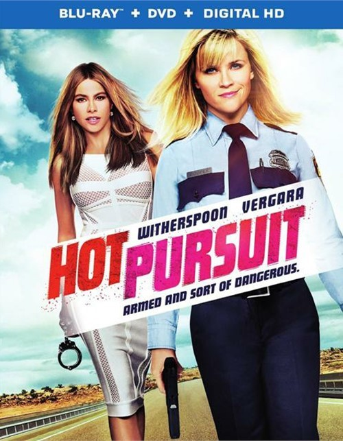 Hot Pursuit (Blu-ray + DVD + UltraViolet)