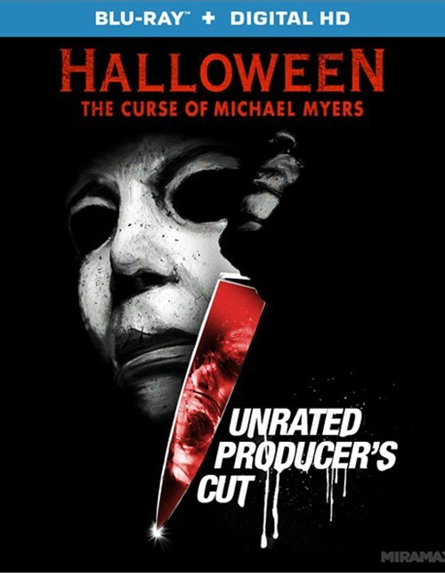Halloween 6: The Curse Of Michael Myers (Blu-ray + UltraViolet)