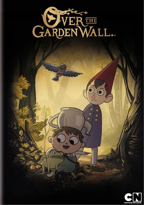 Cartoon Network Over The Garden Wall Dvd 2014 Dvd Empire