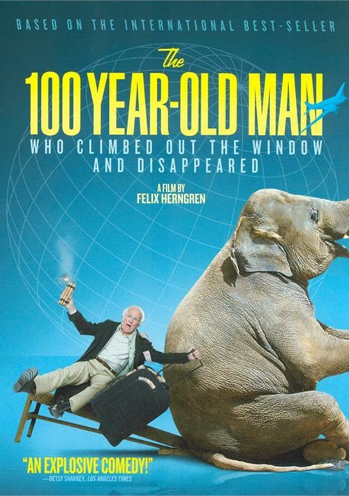 100 Year Old Man Who Climbed Out The Window And Disappeared, The