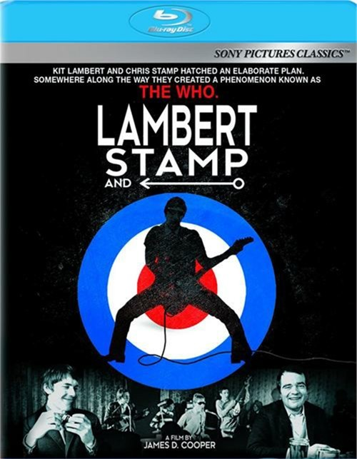 Lambert And Stamp (Blu-ray + Ultra Violet)