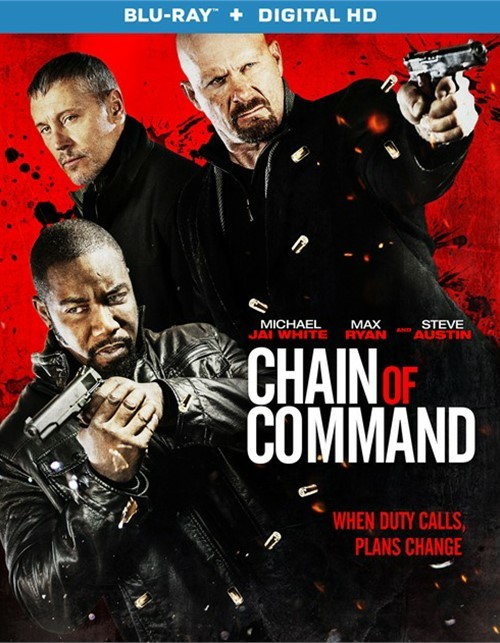Chain Of Command (Blu-ray + UltraViolet)