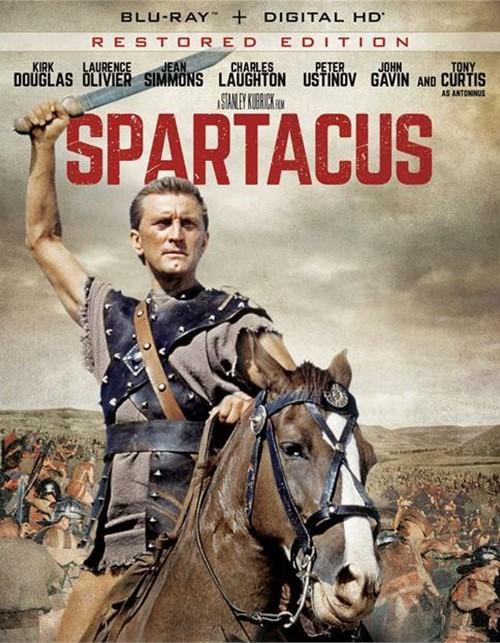 Spartacus (Blu-ray + UltraViolet)