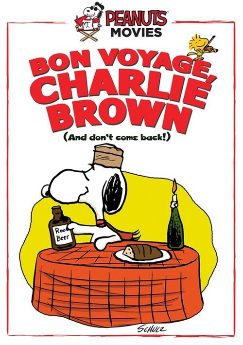 Peanuts: Bon Voyage, Charlie Brown (And Dont Come Back)