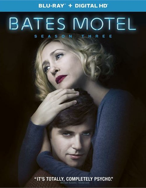 Bates Motel: Season Three (Blu-ray + UltraViolet)