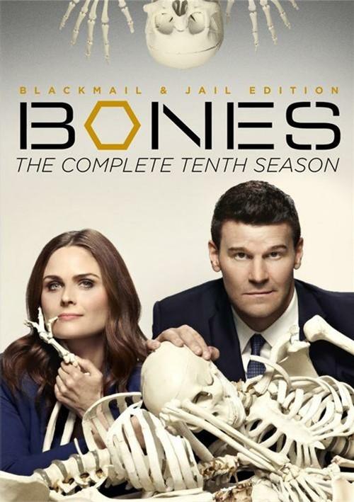Bones: Season Ten - Blackmail & Jail Edition