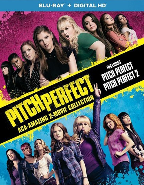 Pitch Perfect Aca-Amazing 2-Movie Collection (Blu-ray + UltraViolet)