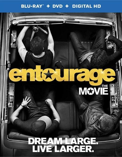 Entourage: The Movie (Blu-ray + DVD + UltraViolet)