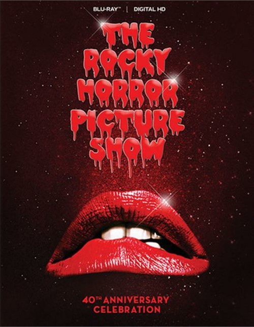 Rocky Horror Picture Show, The: 40th Anniversary Edition (Blu-ray + UltraViolet)