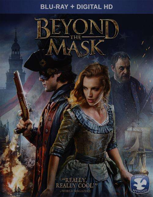 Beyond The Mask (Blu-ray + UltraViolet)